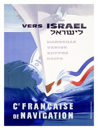 Ocean Liner, Israel