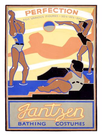 Jantzen Bathing and Swim Costumes