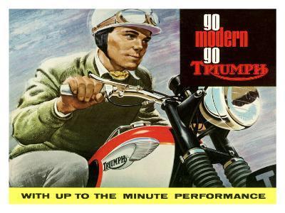 Go Modern, Go Triumph