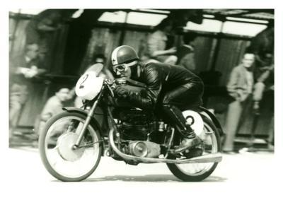 Mondial Motorcycle Race