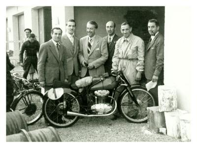 First Mondial Made Motorcycle