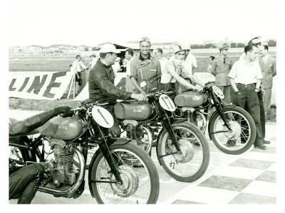 Gilera Saturno Trio Race
