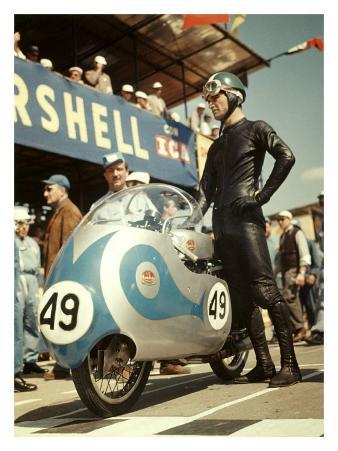 Ducati Mondial GP Motorcycle