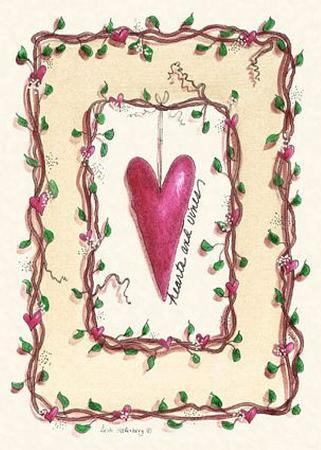 Hearts and Vines