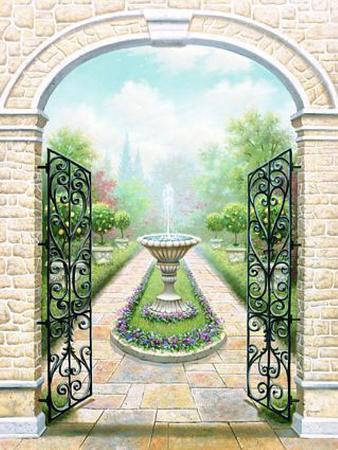 Garden Arch II