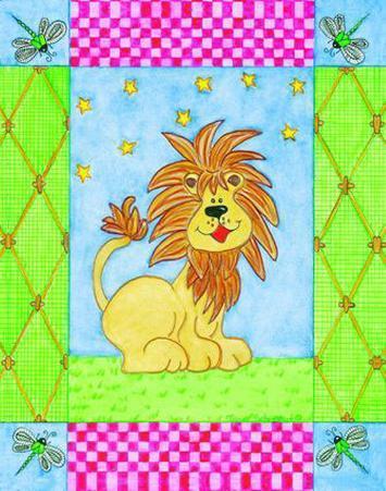 African Adventures, Lion