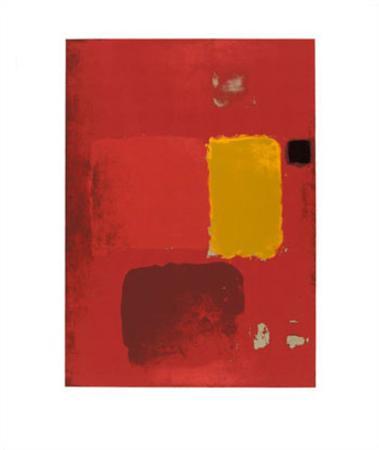 Cadmium Painting