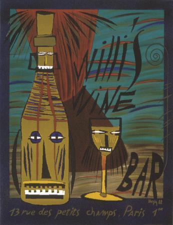 Willi's Wine Bar, 1988