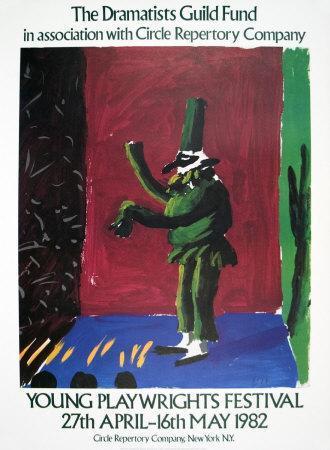 Pulcinella with Applause No. 107, 1980