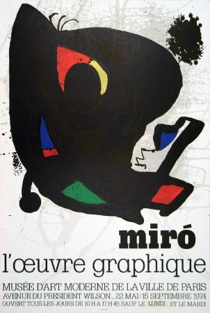 Musee d'Art Moderne, 1974