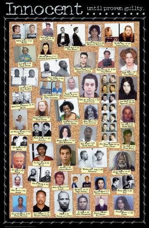 Celebrity Mugshots (Innocent Until Proven Guilty)