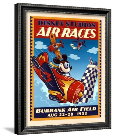Mickey's Air Races - ©Disney
