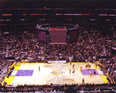 Staples Center - '04 Playoffs