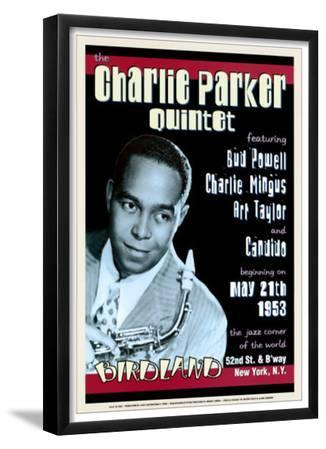 Charlie Parker Quintet - Birdland, NYC 1953