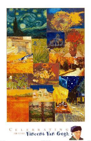 Celebrating 150 Years Van Gogh
