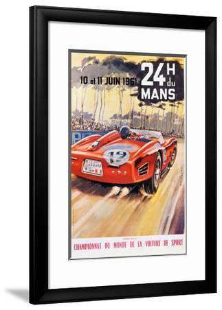 24 heures du Le Mans, 1961