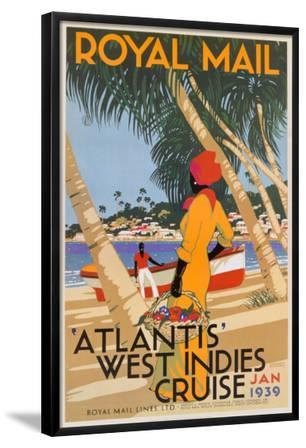 Atlantis' West Indies Cruise 1939