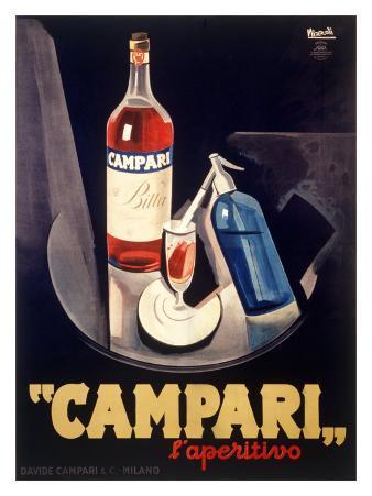 Campari Aperitif Liquer