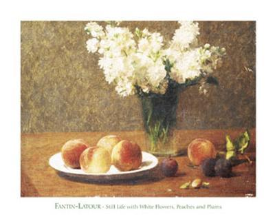 Heritage, Still Life with Peaches