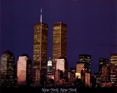 World Trade Center Skyline