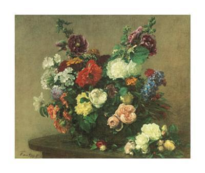 Bouquet de Fleurs Diverses
