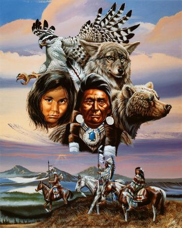 Flight of the Tribe