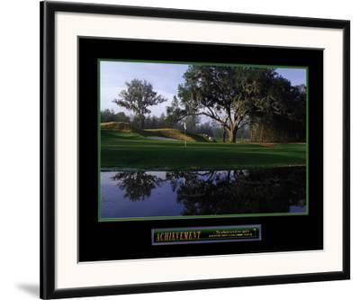 Achievement - Golf