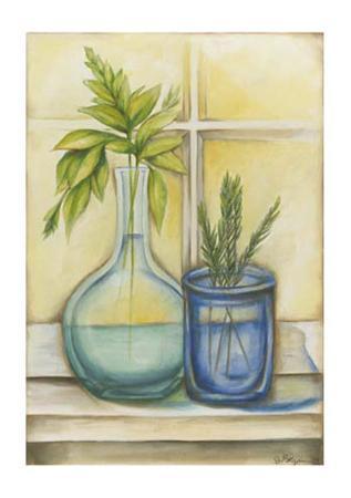 Sunkissed Herbs I