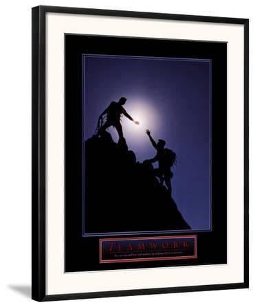 Teamwork - Climbers