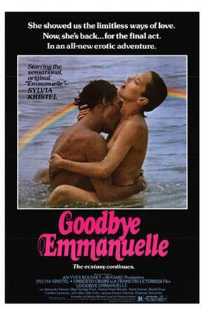 Good-bye Emmanuelle