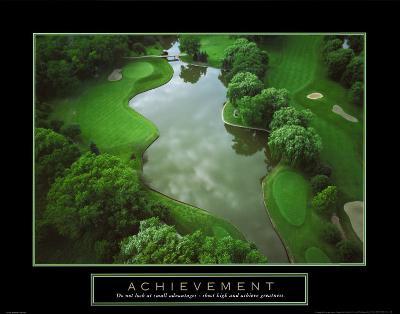 Achievement: Golf Course