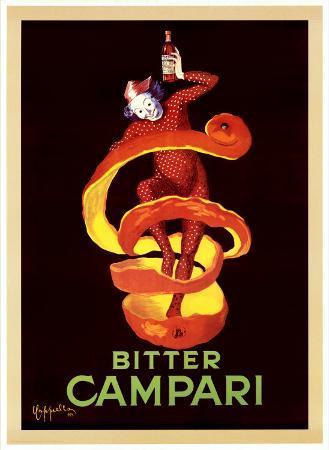 Cappiello - Bitter Compari
