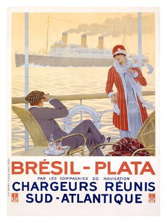 Bresil-Plata