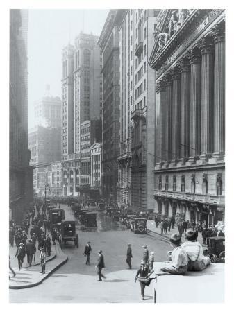 New York City, Wall Street