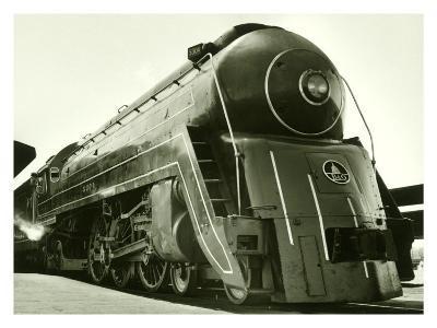 Deco Train Engine
