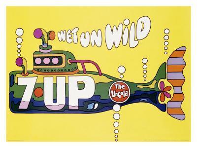 7-Up, Wet un Wild Submarine