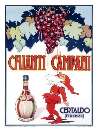Chianti Campani Wine Elf