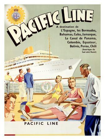 Pacific Line, Caribbean Cruise