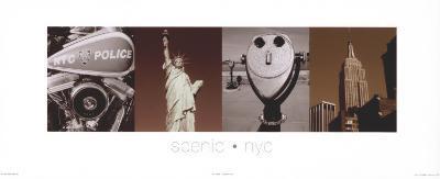 Scenic, New York City