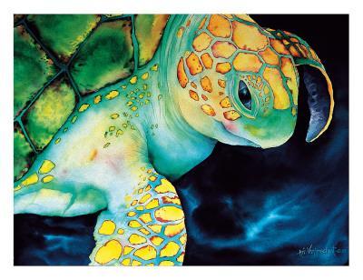 Timeless Wisdom, Hawaiian Sea Turtle