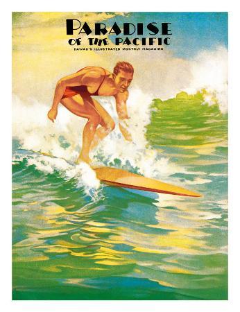 Paradise of Pacific Magazine, c.1930