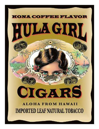 Hula Girl Cigars, Hawaii