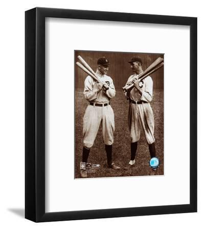 Ty Cobb and Shoeless Joe Jackson - ©Photofile