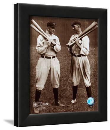 Ty Cobb and Shoeless Joe Jackson - ©Photofile