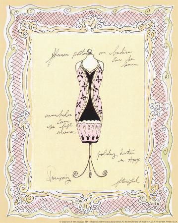 Dress Form III
