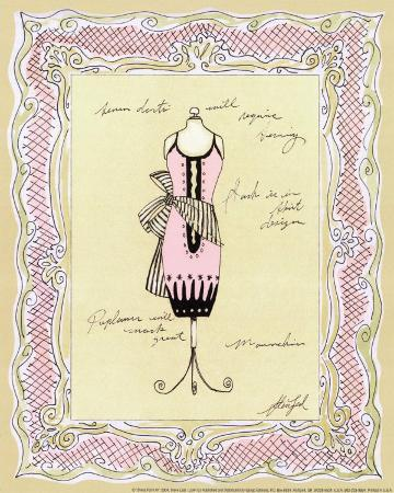 Dress Form IV