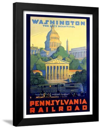Pennsylvania Railroad, Washington