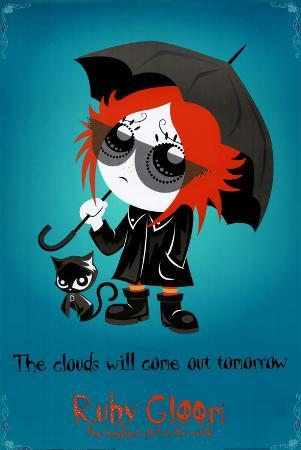 Ruby Gloom - The Clouds Will Come Out Tomorrow