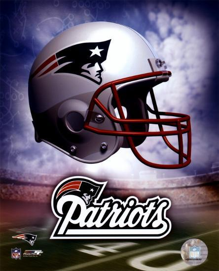 Patriots Logo Wallpaper: New England Patriots Helmet Logo Photo At AllPosters.com