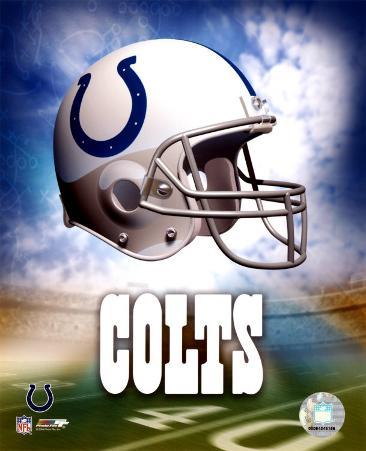 Indianapolis Colts Helmet Logo